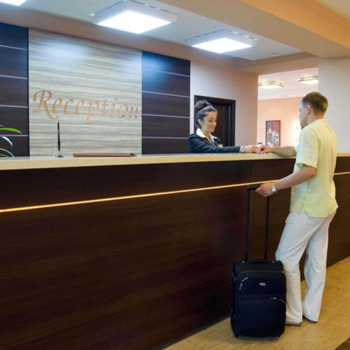 Отчет практика гостиница