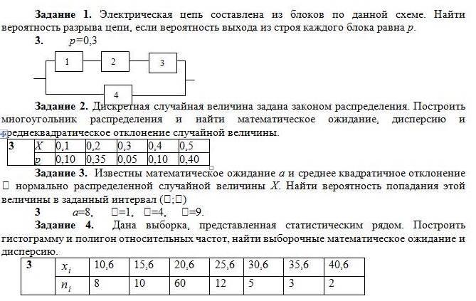 И онлайн класс статистике 7 теории по решебник вероятности